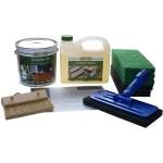 Set zur Holzterrassensanierung
